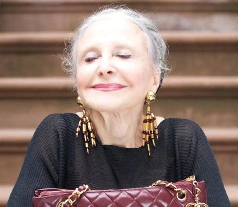 Дона Мария Джило в 92 года поделилась мудрыми советами для жизни