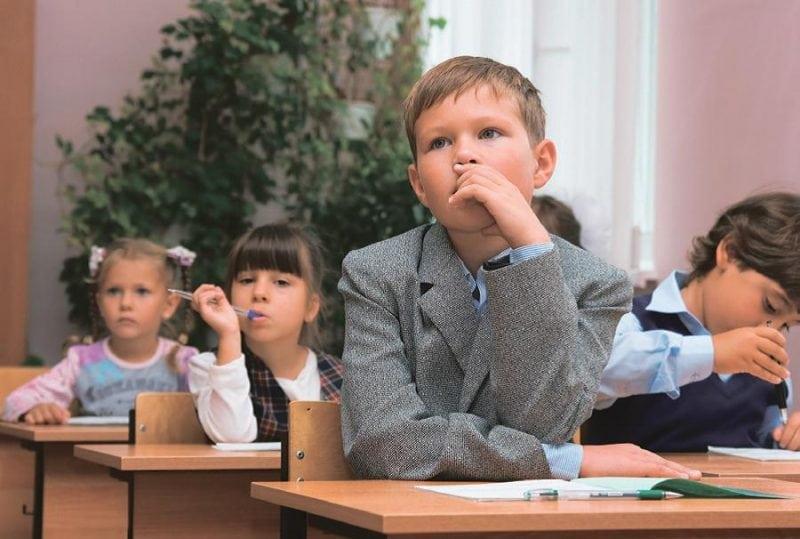 Учитель устроил первокласснику экзамен, с которым не смог справиться директор школы