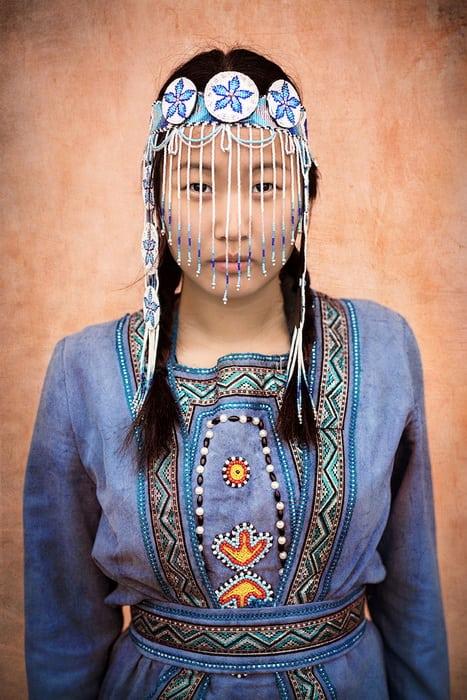 Фотопроект о редких народах Сибири, которые исчезают со временем