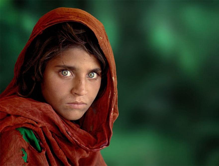 Глаза зеркало души: 10 прекрасных взглядов