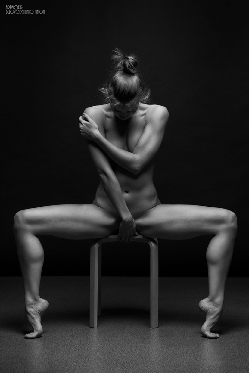 Грация и изящество женских силуэтов в 18 фотографиях