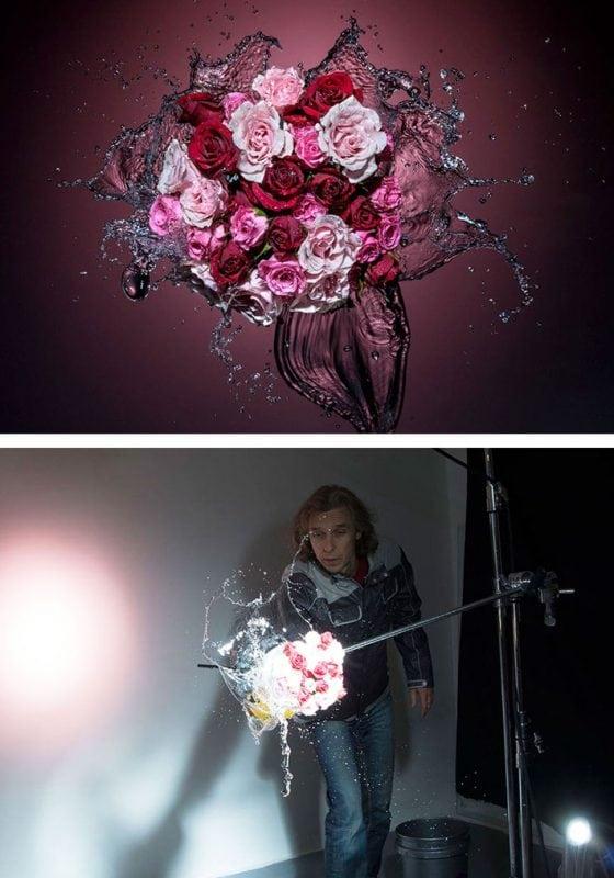 Как создаются самые красивые фотографии - вот что происходит за кадром