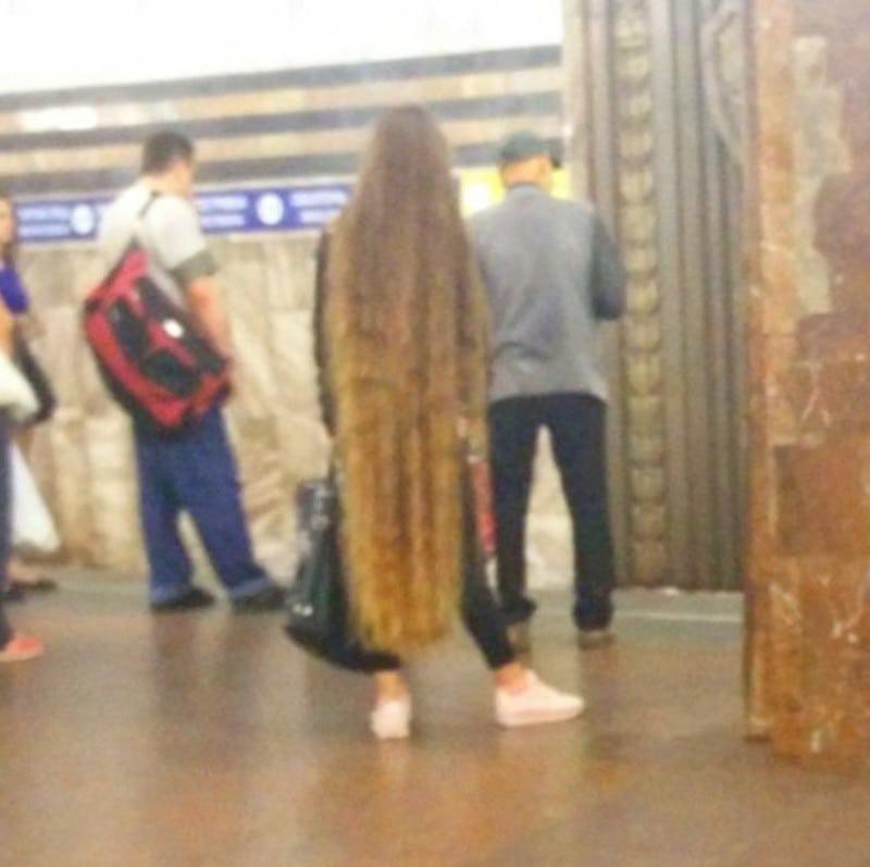 Ох уж эти уличные модники: 31 фотография стильных модников подземки