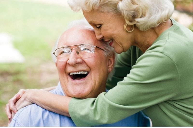 разговор дедушки и бабушки о баловстве