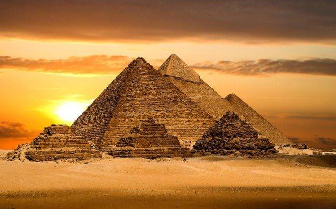 для чего служили египетские пирамиды