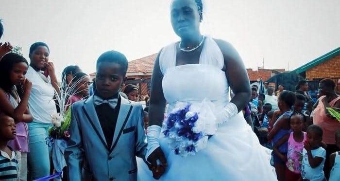 необычные бракосочетания