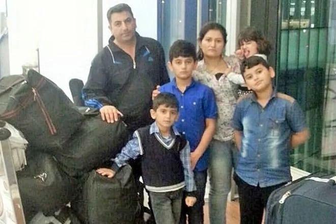 Семья беженцев из Сирии живет в Германии и получает 30000 евро в месяц!