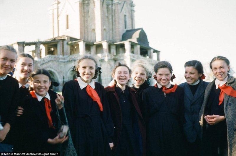 Советский союз 50-х глазами американского фотографа: очень редкие кадры