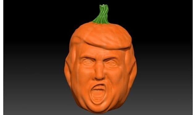 Тыква в виде Трампа, арбузы в форме сердца и многое другое что выращивают китайцы