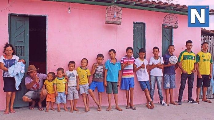мама 13 мальчиков