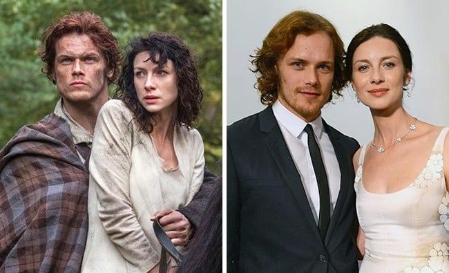10 пар из сериалов, которые перенесли свою любовь с экрана в жизнь