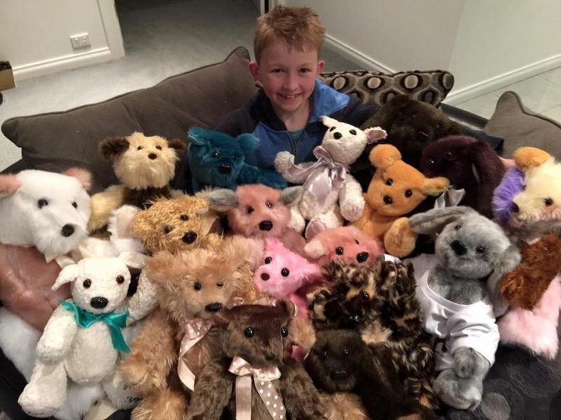 12-летний школьник сделал игрушки