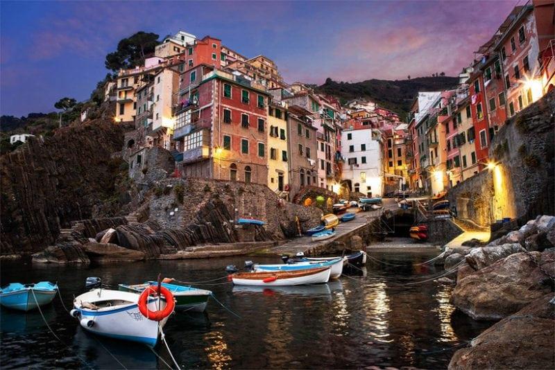 12 небольших и красивых местечек на планете