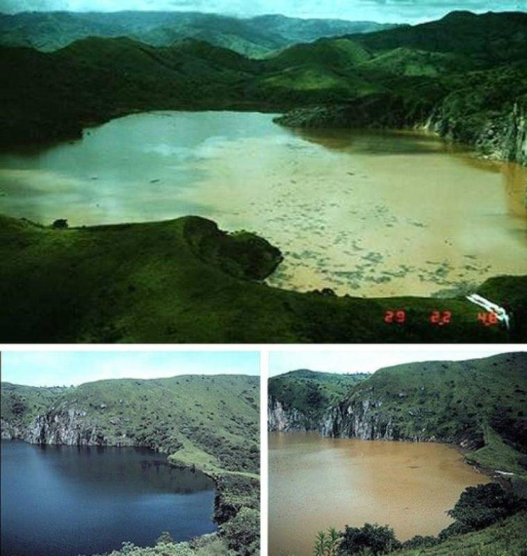 13 самых мрачных и опасных озер на планете