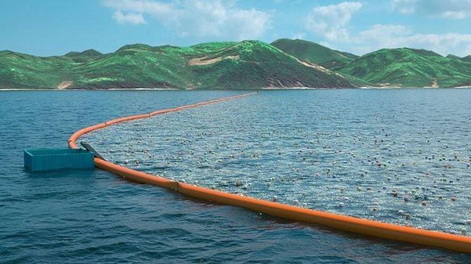 20-летний юноша решил глобальную проблему мусора в океанах