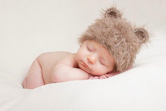 23 нежных фотографии новорожденных малышей