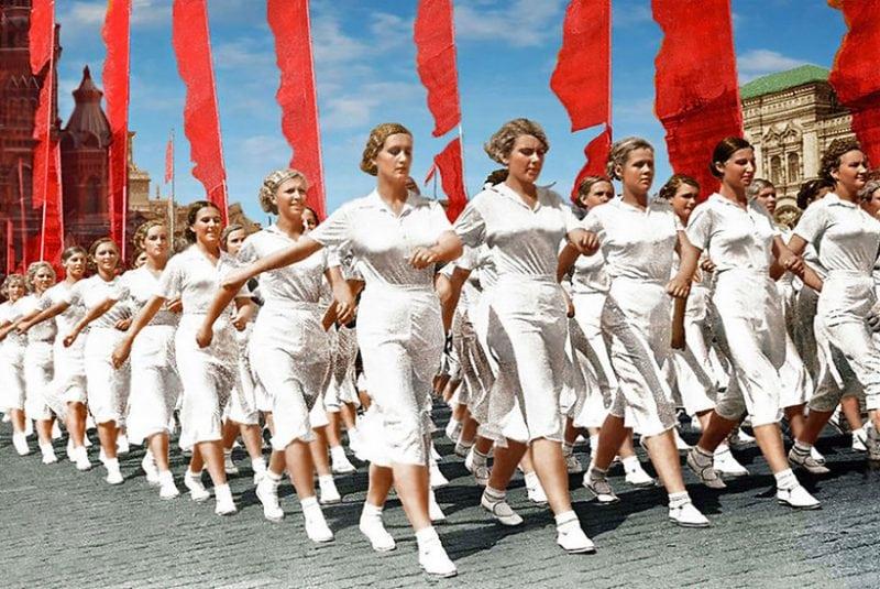 цветные фотографии России