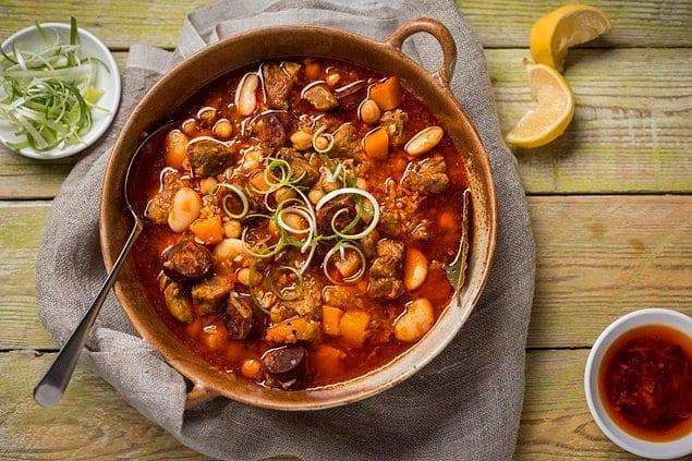 7 традиционных алтайских блюд + рецепт Супа Кочо