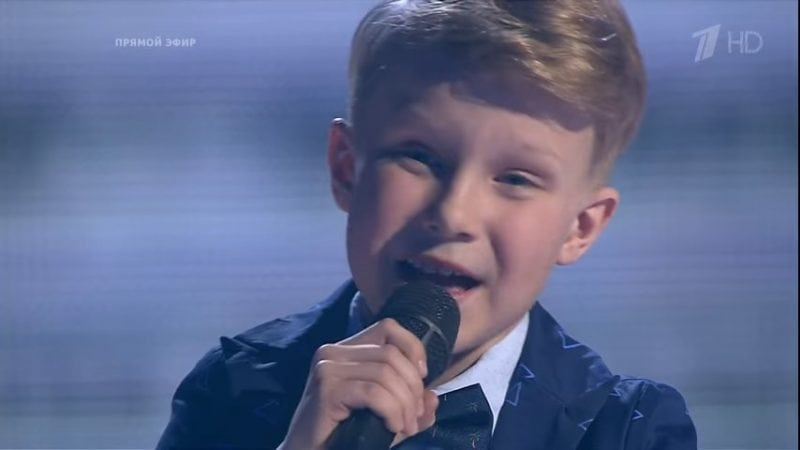 9-летний участник шоу Голос Дети