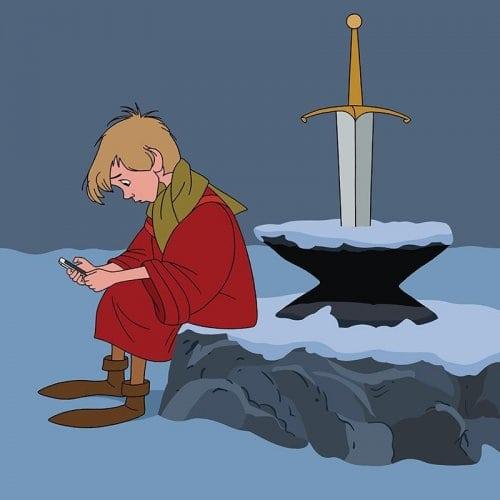 Художник изобразил героев Диснея, если бы они жили в наше время