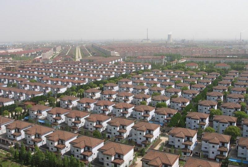 Город миллионеров в Китае, где процветает коммунизм и равенство