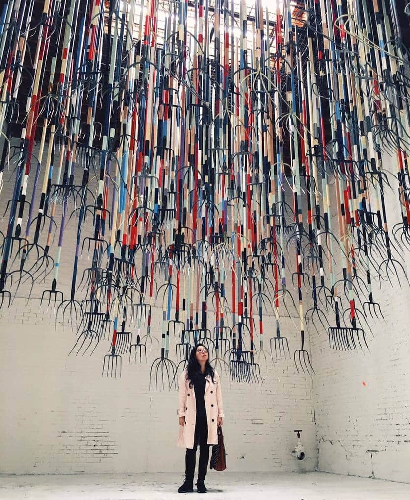 Искусство может быть интересным: 14 самых потрясающих творений за последнее время