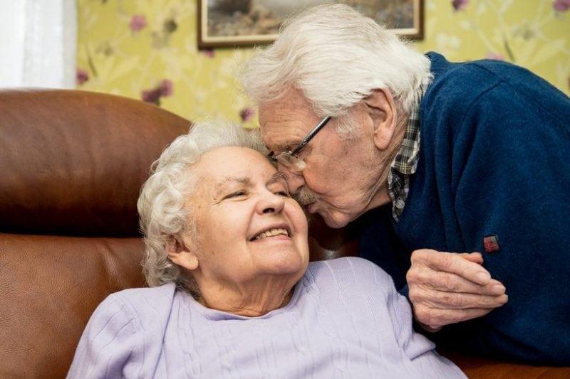 История настоящей любви: он спас её из концлагеря, и они прожили вместе 71 счастливый год...