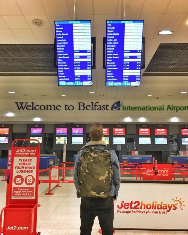 Молодой человек из Ирландии путешествует по миру уже 10 лет и сумел заработать на этом 1,5 миллиона долларов