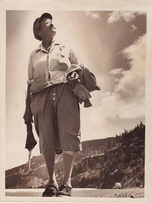 Отважная бабушка, которая в одиночку прошла знаменитой тропой Аппалачи