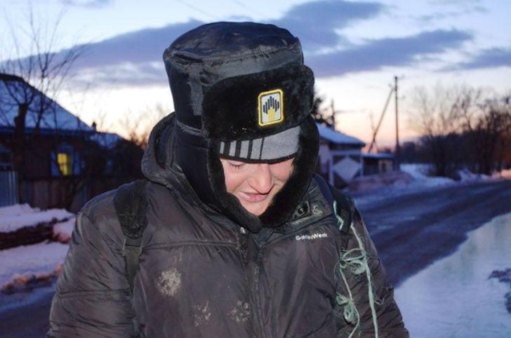 Пеший туризм: парень отправился в путешествие из Санкт-Петербурга во Владивосток