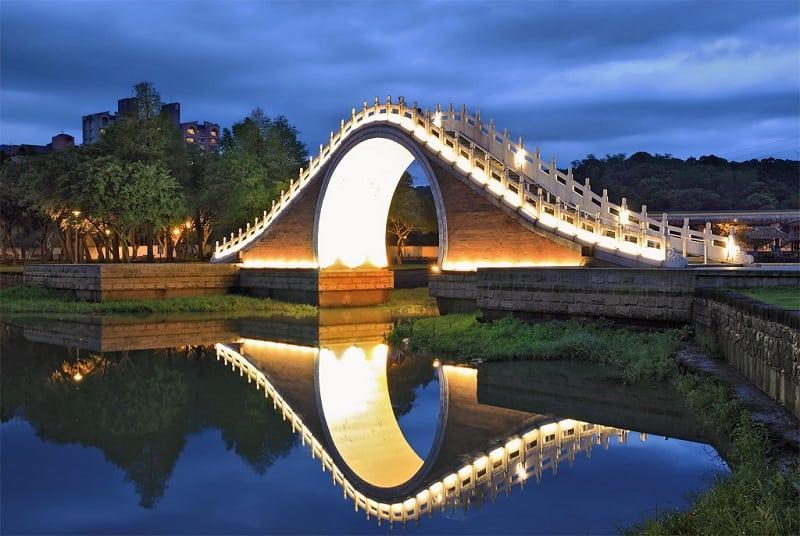 мост Тайбэй