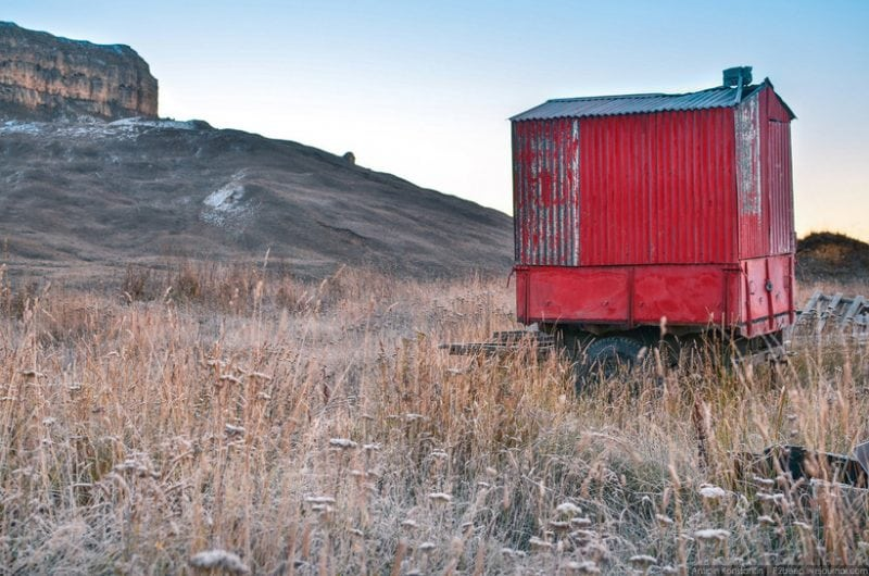 Прекрасные места Карачаево-Черкесии