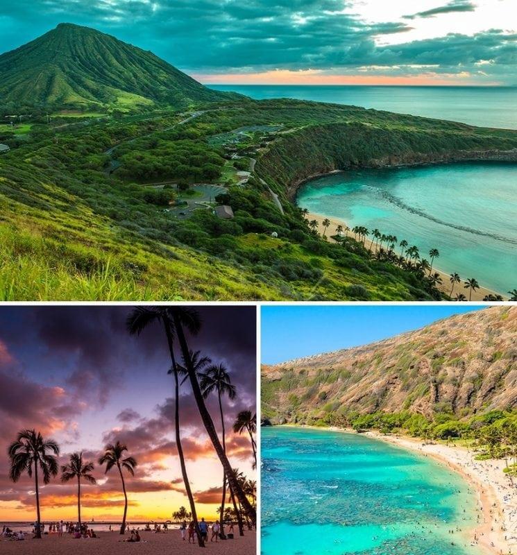 Райские жемчужины: 12 самых лучших мест для отдыха