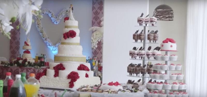 Самая роскошная и дорогая свадьба молодых цыган