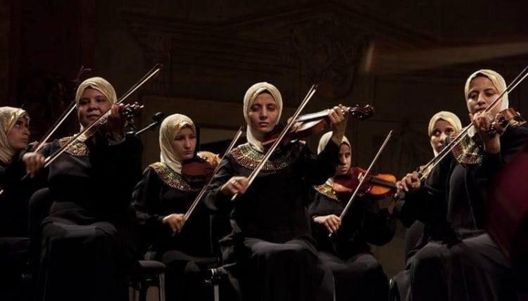 Самый необычный оркестр в мире в котором играют слепые женщины
