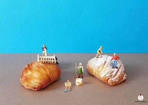 Шоколадные фигурки от кондитера Маттео Стукки
