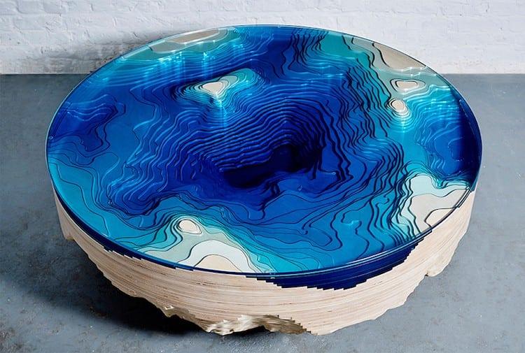 Удивительные предметы интерьера, которые были созданы благодаря природе