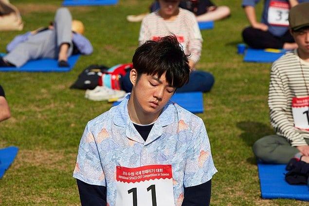 """В Южной Корее прошли первые в мире соревнования по """"ничегонеделанию"""""""