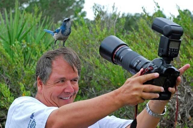За кадром: Как происходит фоторепортаж дикой природы