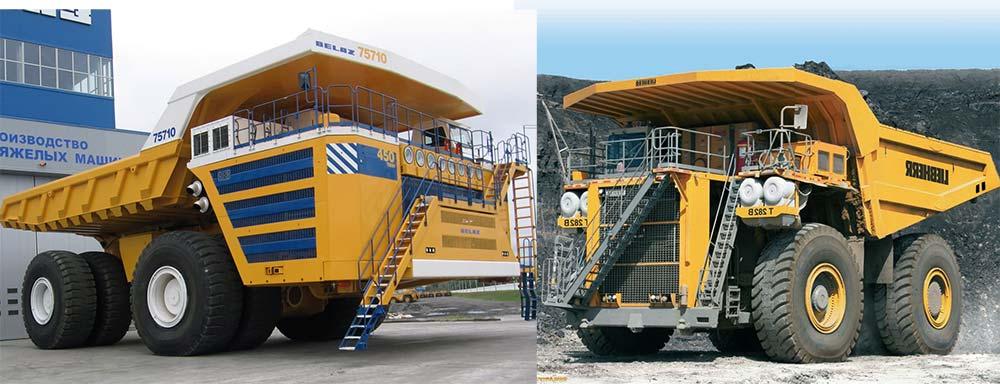 Самые большие машины в мире: легковые и грузовые