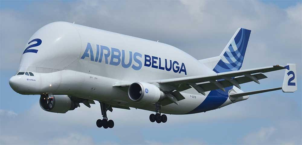 Самые большие военные и транспортные самолеты в мире