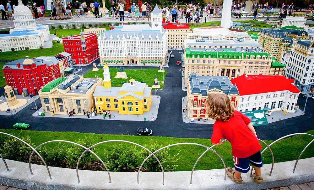 Самый большой парк LEGO в мире, какой он?