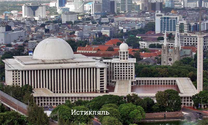 Какая мечеть самая большая в мире? Список Топ-10