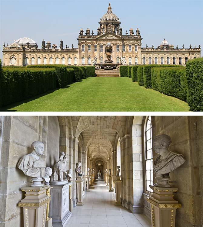 Самые красивые дворцы и замки в мире – Топ-15