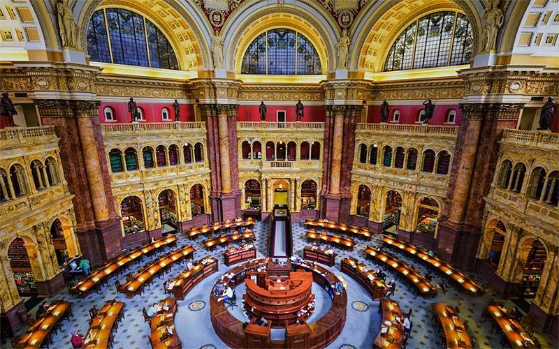 Какая самая большая библиотека в мире – Топ-5