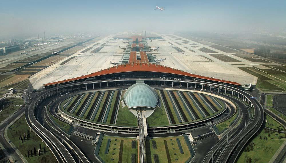 Топ 10 самых больших аэропортов в мире: по площади и пассажиропотоку