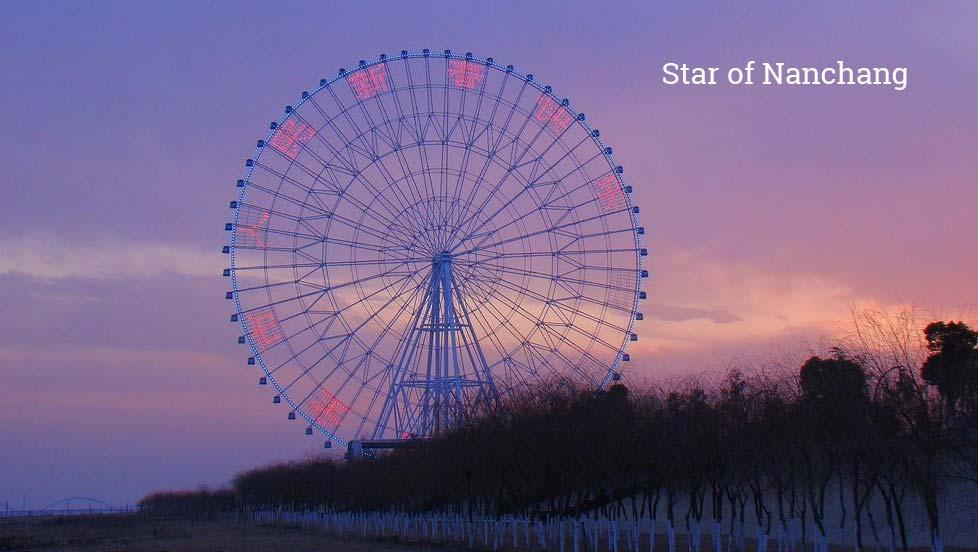 Самое большое чертово колесо в мире – Топ-5 (фото)