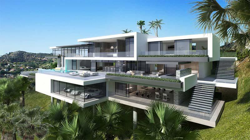 Самые красивые дома в мире, какие они? Фото внутри и снаружи